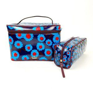 KATE SPADE Daycation Tangier Cosmetic Bag Like New